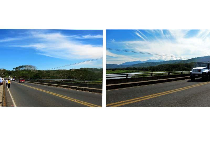 Tarcoles Bridge Costa Rica